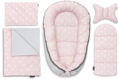 DANDELIONS BABY NEST 5 ELEMENT SET