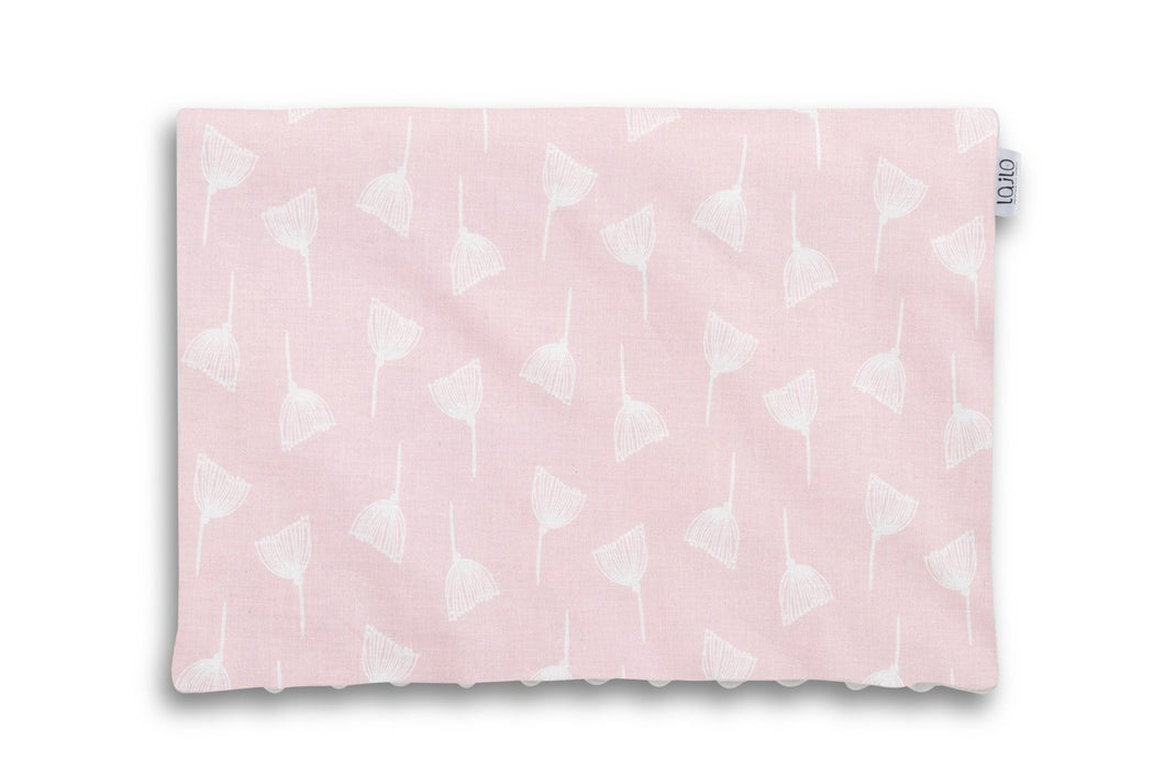 DANDELION FLAT PILLOW FOR NEWBORN WITH MINKY