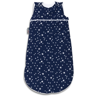 BLUE STARS BABY SLEEPING BAG