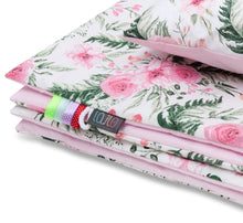 Load image into Gallery viewer, PINK BLOSSOM BLANKET SET