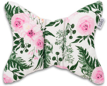 Load image into Gallery viewer, PINK BLOSSOM HEAD SUPPORT PILLOW