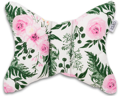 PINK BLOSSOM HEAD SUPPORT PILLOW