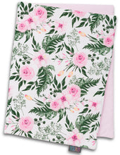 Load image into Gallery viewer, PINK BLOSSOM NEWBORN BLANKET SET