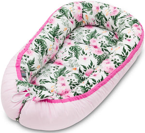 PINK BLOSSOM BABY NEST 5 ELEMENTS SET