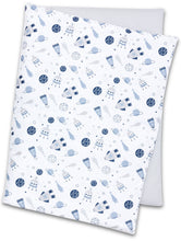 Load image into Gallery viewer, SPACE MISSION NEWBORN BLANKET SET