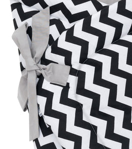 BUY ZIG ZAG SWADDLE BLANKET