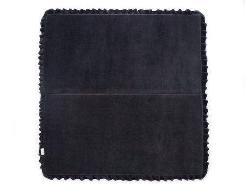 High quality black square edge play mat made by Lajlo