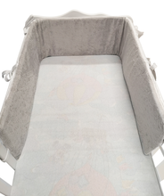 Load image into Gallery viewer, BUY HIGH QUALITY GREY COT BUMPER
