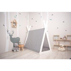 Montessori Teepee Floor Bed For Babies & Toddlers
