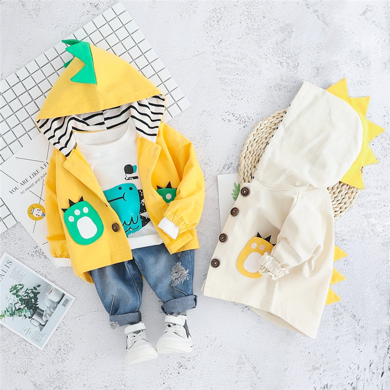 Adorable Crocodile Autumn Set