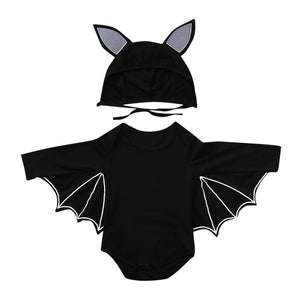 Toddler Bat Halloween Costume-halloween costume-Purple Bees