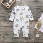 Adorable Unisex Fall Bodysuit