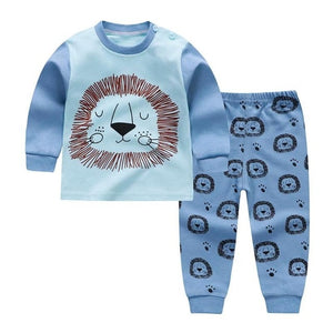 Cute Unisex Casual Clothing Set-unisex pant and top-Purple Bees