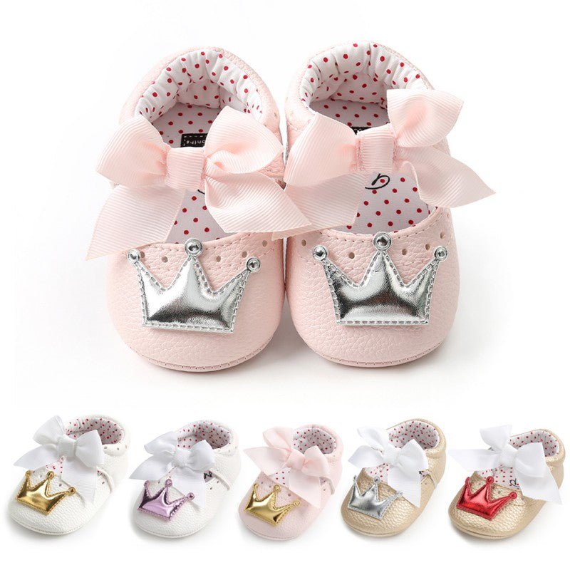 Lovely Princess First Shoes
