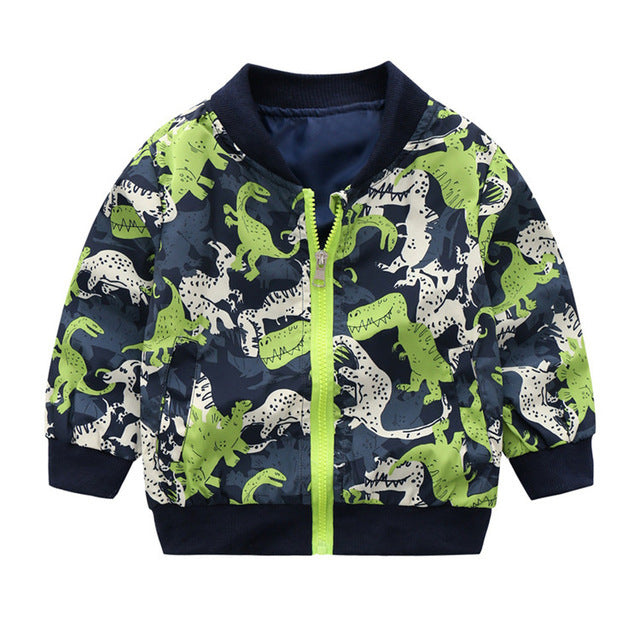Unisex Jackets With Fun Prints