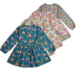 New Spring Colorful Dresses-girls skirts and dresses-Purple Bees