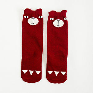 Unisex Lovely Knee Socks