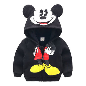 Spring/Autumn Mickey Mouse Jacket
