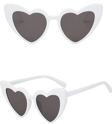 Assorted Heart Sunglasses