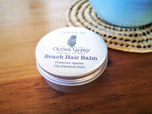 Load image into Gallery viewer, Ocean Gypsy Leave-in Beach Hair Balm, no frizz & nourishes your hair. - Ocean Gypsy NZ