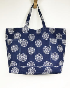 Ocean Gypsy XL Boho Beach Bag - Ocean Gypsy NZ