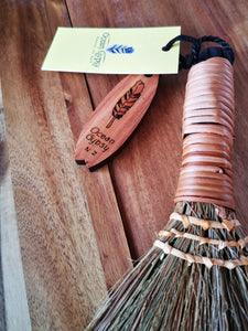 Natural Sand Foot Brush, to help with sandy feet! - Ocean Gypsy NZ