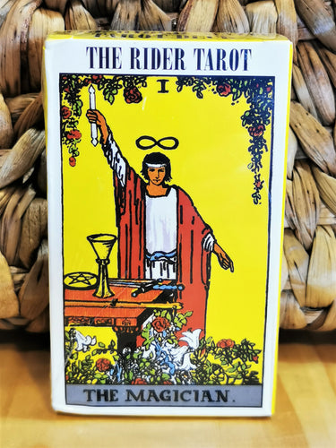 The Rider-Waite Tarot Deck - Ocean Gypsy NZ