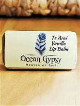 Load image into Gallery viewer, Ocean Gypsy Lipbalm in four different styles - Ocean Gypsy NZ