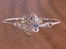 Load image into Gallery viewer, Tree of Life Sterling Silver Bracelet - Ocean Gypsy NZ
