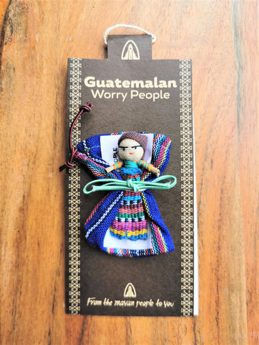 Guatemalan Worry People - Ocean Gypsy NZ