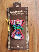 Load image into Gallery viewer, Guatemalan Worry People - Ocean Gypsy NZ