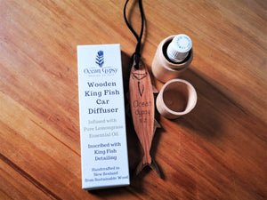 Ocean Gypsy Eco Car Diffuser Gift Pack - Ocean Gypsy NZ