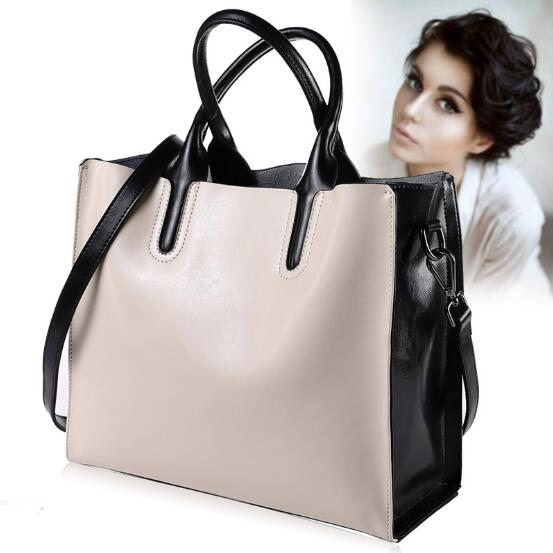 Genuine Leather Fashionable Bags