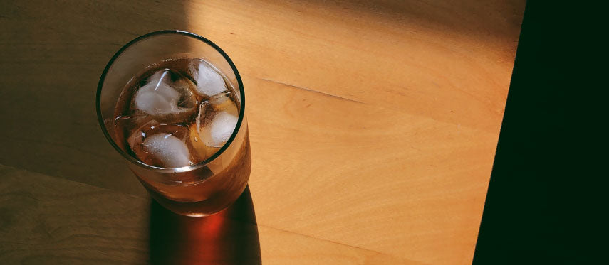 Cup of cold brew