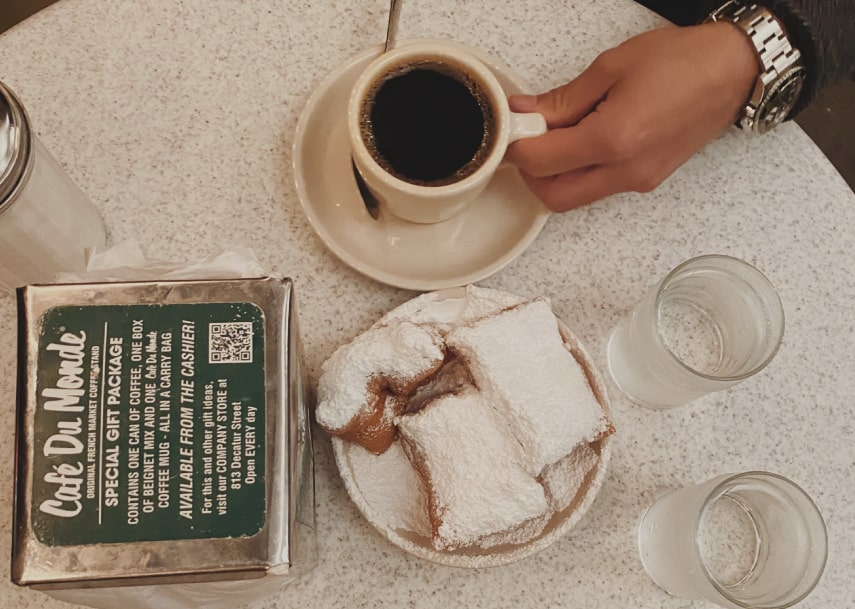 A Trip to New Orleans: Coffee & Chicory