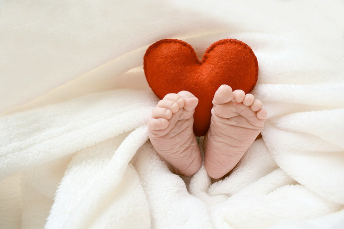 How to Get your Baby to Sleep on Valentine's Day