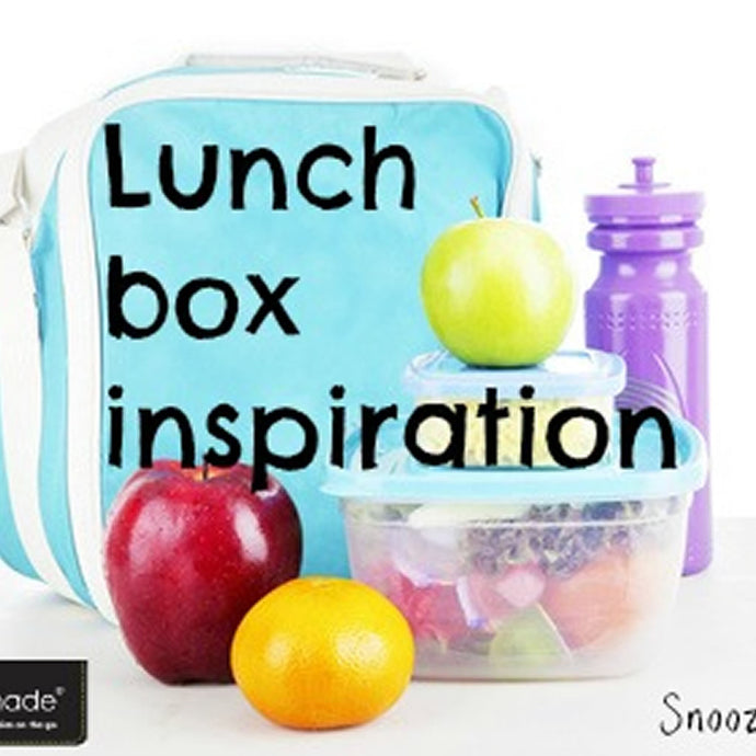 Lunch box inspiration