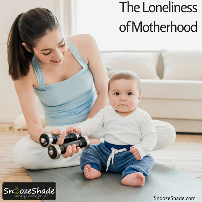 The Loneliness of Motherhood