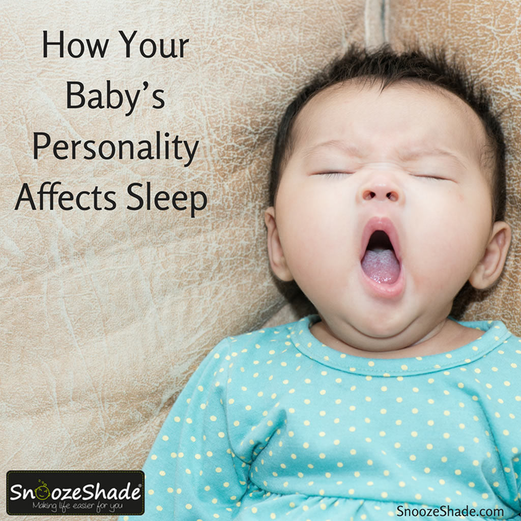 How Your Baby's Personality Affects Sleep