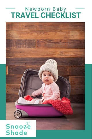Travelling with a newborn baby is never really at the top of many new parents' list of things to do, but really there are many reasons why it's a great idea. The thought of travelling with a newborn can be daunting but we have put together a handy checklist of all the essentials you need to make your trip stress free.