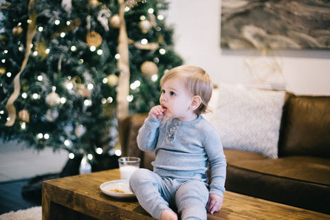 Seven Tips for Mastering Your Baby's Routine over Christmas_SnoozeShade.com