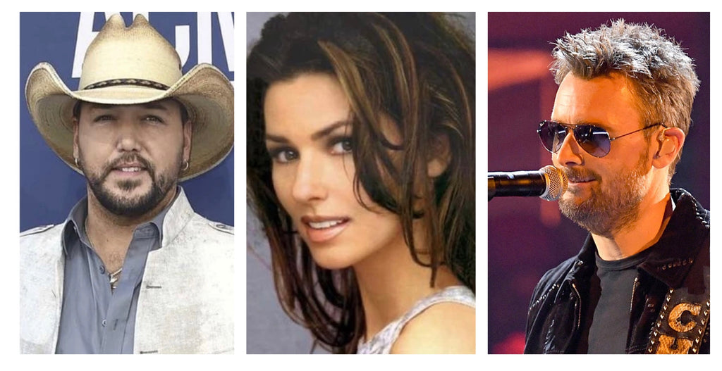 Famous Country Artists REAL Names