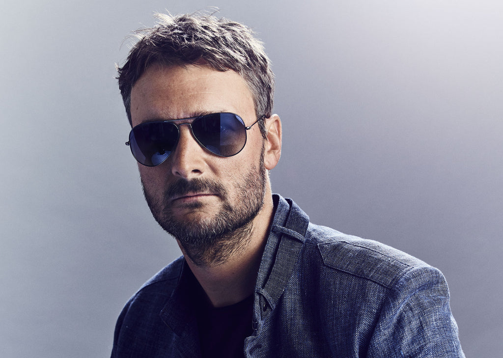 Eric Church Releases New Music, First Of Triple Album
