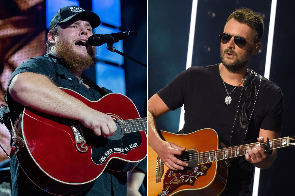 Luke Combs Announces Next Single With Eric Church