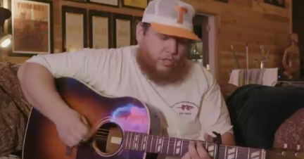 Luke Combs Shares Brand New Song