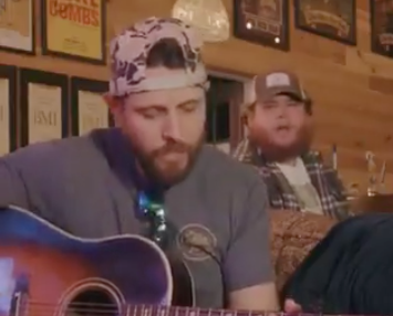 Luke Combs and Ray Fulcher Are 'Bored' And We're Here For It