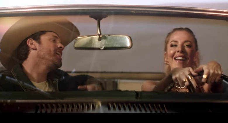 Dustin Lynch Releases Music Video For 'Thinking Bout You' With Mackenzie Porter