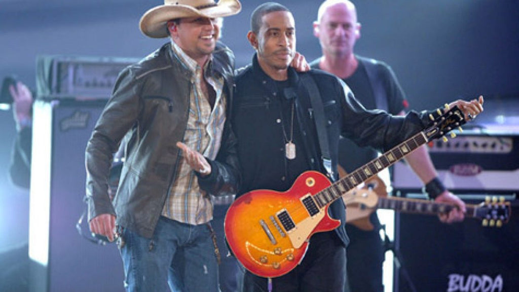 Throwback to Jason Aldean and Ludacris Performance of Dirt Road Anthem