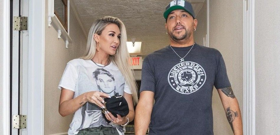 Jason Aldean and Wife Brittany Urge Georgia Citizens to Vote