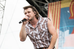 Morgan Wallen's Latest Album Is The Only Country Record To Spend First 7 Weeks At #1